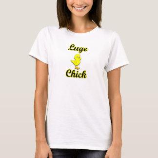 Luge Chick T-Shirt
