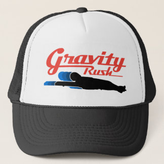 Luge Gravity Rush Trucker Hat