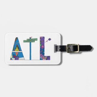 Luggage Tag | ATLANTA, GA (ATL)