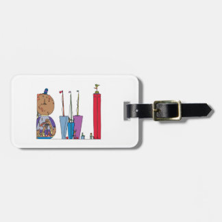 Luggage Tag | BALTIMORE, MD (BWI)