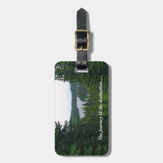 Luggage Tag: Journey Luggage Tag