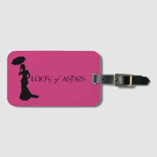 Luggage Tag - Lady of Ashes