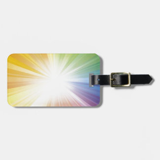 Luggage Tag / Light of Jesus
