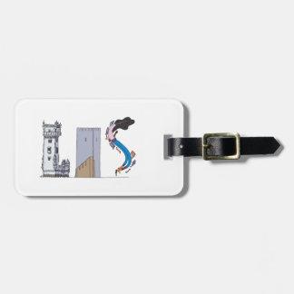 Luggage Tag | LISBON, PT (LIS)