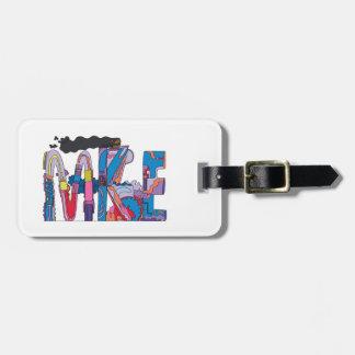 Luggage Tag | MILWAUKEE, WI (MKE)