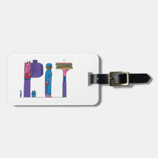 Luggage Tag | PITTSBURGH, PA (PIT)