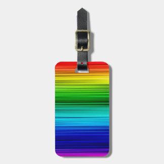 Luggage Tag/Rainbow Luggage Tag