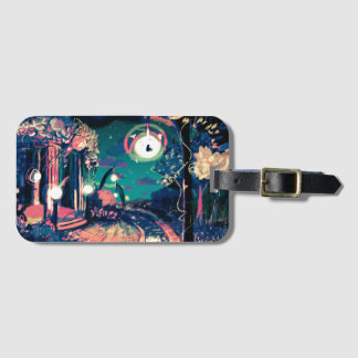 Luggage Tag - Temple of Bewilderment