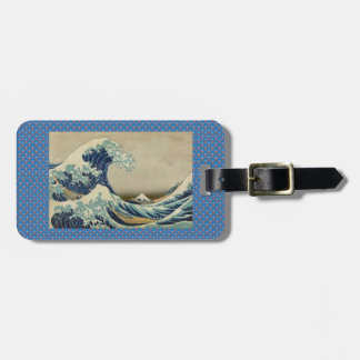 LUGGAGE TAG WITH KANJI SYMBOL FOR LOVE