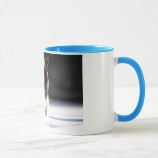 Lui at the Window Mug