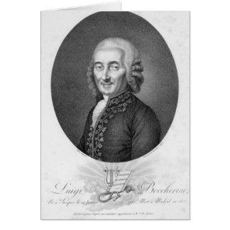 Luigi Boccherini Card