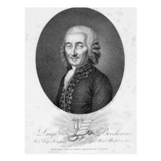 Luigi Boccherini Postcard