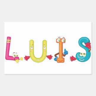 Luis Sticker