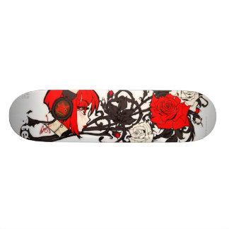 luister skateboard