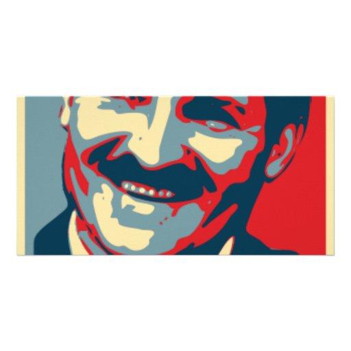 Lukashenko Photo Card Template