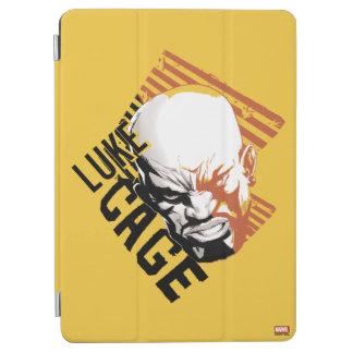 Luke Cage Badge iPad Air Cover
