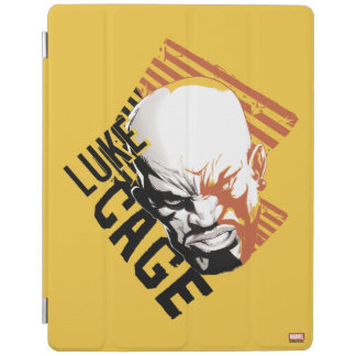 Luke Cage Badge iPad Cover