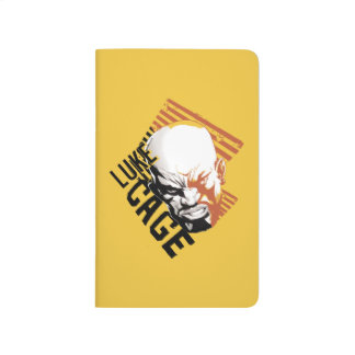 Luke Cage Badge Journal