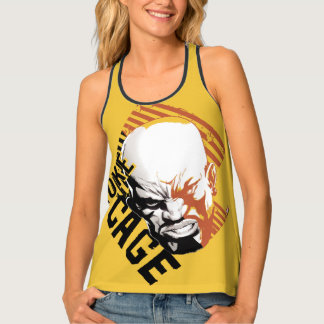 Luke Cage Badge Singlet