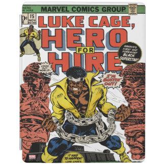 Luke Cage Comic #15 iPad Cover