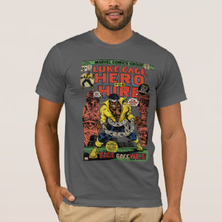 Luke Cage Comic #15 T-Shirt