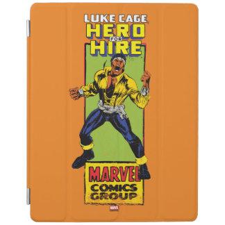 Luke Cage Comic Graphic iPad Cover