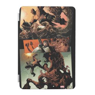 Luke Cage Fighting Aliens iPad Mini Cover