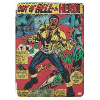 """Luke Cage """"Out Of Hell"""" iPad Air Cover"""
