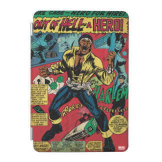 """Luke Cage """"Out Of Hell"""" iPad Mini Cover"""