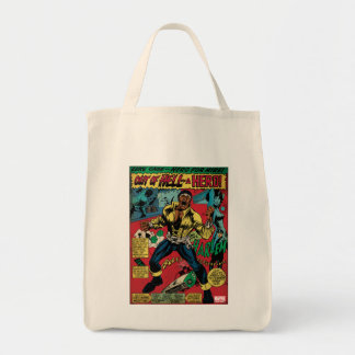 "Luke Cage ""Out Of Hell"" Tote Bag"