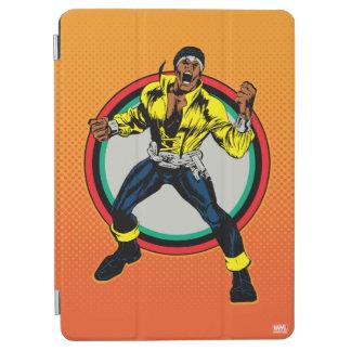 Luke Cage Retro Character Art iPad Air Cover