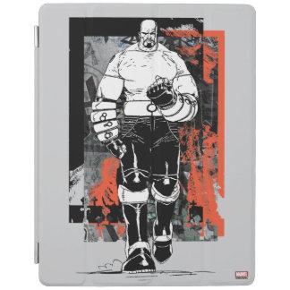 Luke Cage Sketch iPad Cover