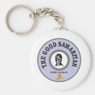 luke good samaritan key ring