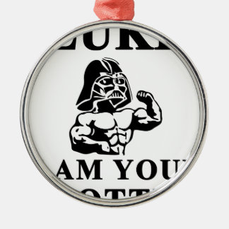 luke i am your STOPPER Metal Ornament
