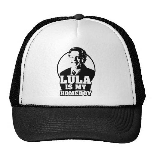 Lula da Silva is my homeboy! Hat