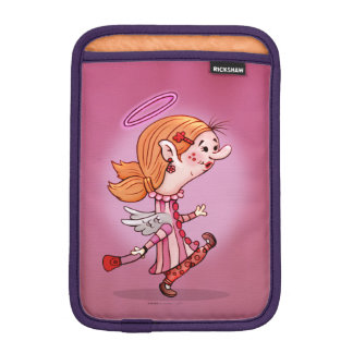 LULU ANGEL CARTOON iPad Mini iPad Mini Sleeve