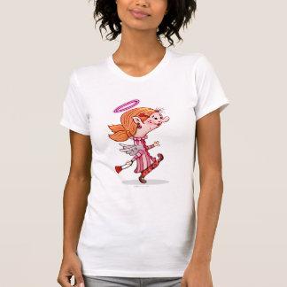LULU ANGEL SPORT SHIRT, Women's Alternative Appare T-Shirt