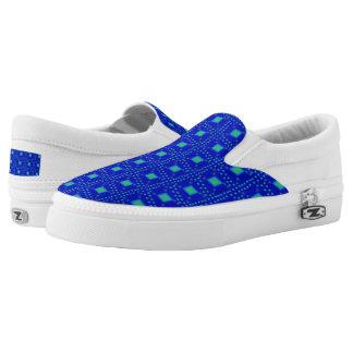 Lulu blue Slip-On shoes