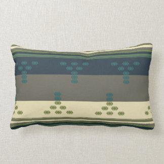 Lumbar Pillow Aztec Kilim Cutshuttle