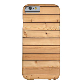 Lumber Barely There iPhone 6 Case