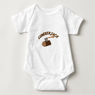 Lumberjack Baby Bodysuit