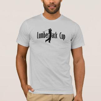 Lumberjack Cup logo t-shirt