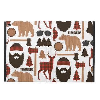 Lumberjack Pattern Powis iPad Air 2 Case