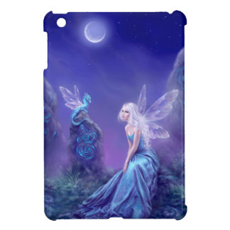 Luminescent Fairy & Dragon Art iPad Mini Case