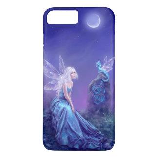 Luminescent Fairy & Dragon Painting iPhone 8 Plus/7 Plus Case