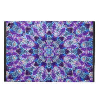 Luminous Crystal Flower Case For iPad Air