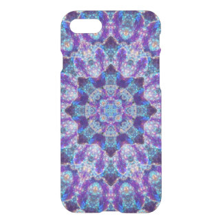 Luminous Crystal Flower Mandala iPhone 8/7 Case