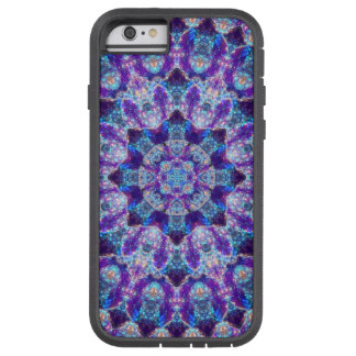 Luminous Crystal Flower Mandala Tough Xtreme iPhone 6 Case