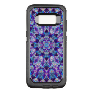Luminous Crystal Flower OtterBox Commuter Samsung Galaxy S8 Case