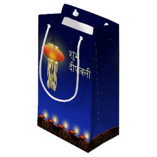 Luminous Diwali Lamp - Small Gift Bag